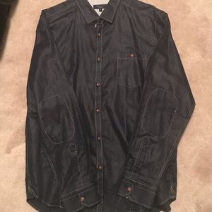 Ted baker long sleeve button up